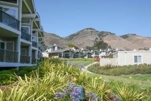 Spindrift Village Townhomes Shell Beach Ca 93449 Center of Complex