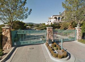 The Bluffs at San Luis Bay Estates Entry
