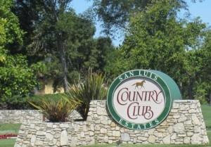 San Luis Country Club Estates Subdivion Marque