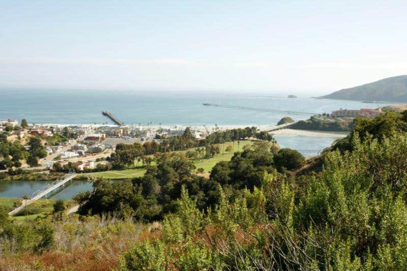 Heron Crest Luxury Homes Avila Beach California