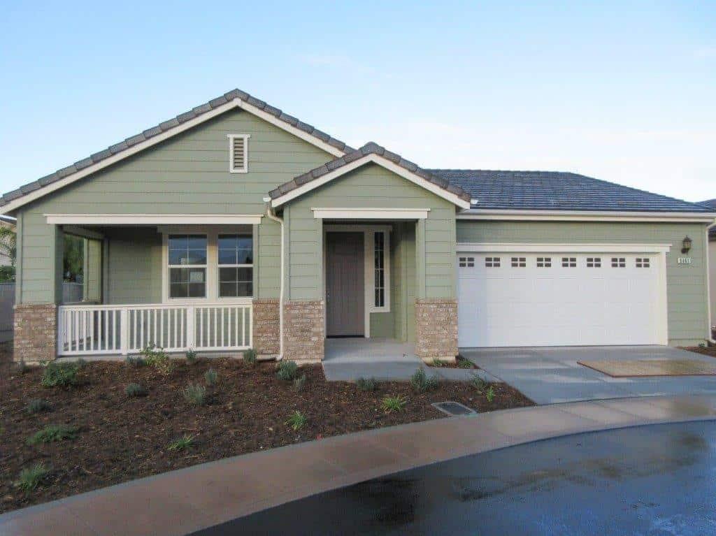 Parkland Cottages Santa Maria New Housing Development in Orcutt California